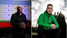 John Giles and Jack Byrne are part of a proud tradition of street footballers to come from Dublin's North Inner City.