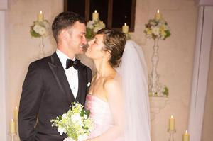 Jessica Biel and Justin Timberlake tried to keep their 2012 Italian ceremony under wraps, when a Timberbiel insider leaked major details days before the big day. People Magazine ultimately got the scoop with exclusive snaps for the wedding
