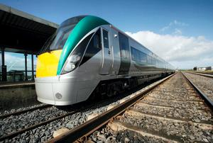 Irish Rail have revealed there were 375 incidents on board trains since the beginning of this year