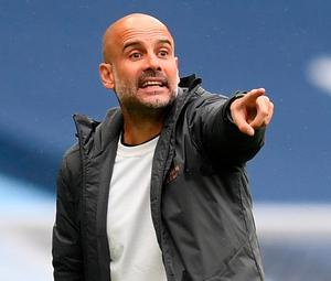 Manchester City manager Pep Guardiola is targeting at least three signings this summer. Photo: PA
