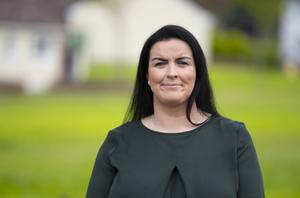 25/06/2020. Pictured is beautician Lorraine Bergin from Wexford Town. Picture: Patrick Browne