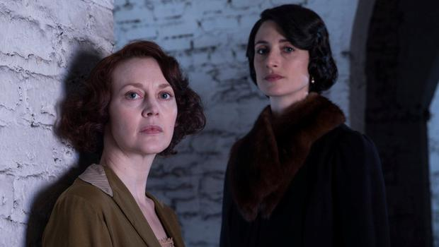 Harrowing tale: Simone Kirby (left) stars in new RTÉ drama 'Resistance', and is at the centre of a forced adoption storyline