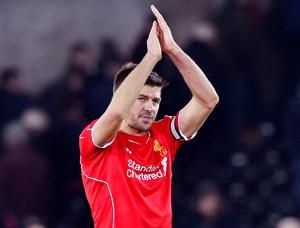 Jamie Carragher would use his good pal Steven Gerrard as an impact sub against Manchester United tomorrow
