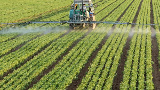 Up to 40,000 farmers will be affected by a raft of new regulations governing spraying equipment and spray training