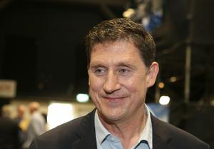 Vision: Green Party leader Eamon Ryan. Picture by Damien Eagers