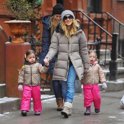 Sarah Jessica Parker says she could envision making a permanent move to Ireland