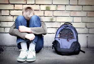 Homeless children who have difficulty swallowing and chewing solid food because of their poor diet are turning up at emergency accommodation. Photo: Depositphotos