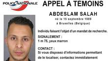 Salah Abdeslam is wanted by French police