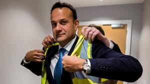 'Varadkar's greatest strength has become his Achilles' heel' Photo: Liam McBurney/PA Wire
