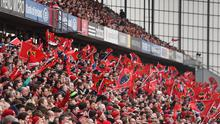 It's a crucial couple of weeks for the province, and season tickets will be snapped up fast ahead of another promising campaign. Photo: Diarmuid Greene/Sportsfile