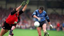 Jack Sheedy won an All-Star with Dublin in 1994 but missed out on the breakthrough the following year through injury. Picture Credit; Ray McManus/SPORTSFILE