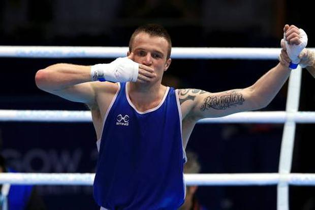 'Steven Donnelly's talent as a teenager was such that future Irish head coach Zaur Antia told the then 17-year-old that he could be a future Olympic champion.'