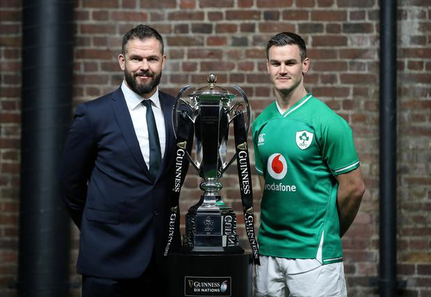 Six Nations: Ireland captain Johnny Sexton expects to face Scotland