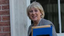Assistance: Social Protection Minister Heather Humphreys. Photo: Gareth Chaney, Collins