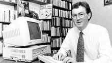Sean O'Rourke has been working in RTÉ since 1989