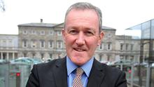 Sinn Féin's Conor Murphy did not respond to the comments. Photo: Tom Burke