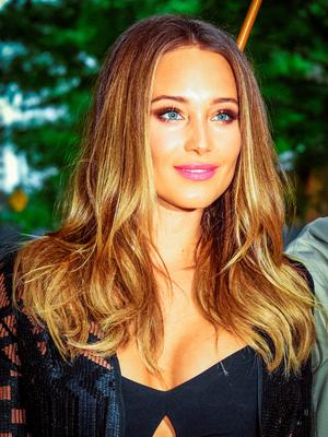 NEW YORK, NY - JUNE 01:  (Editors Note: this image was altered using digital filters) Hannah Davis arrives at the 2015 CFDA Fashion Awards  at Alice Tully Hall at Lincoln Center on June 1, 2015 in New York City.  (Photo by Mike Coppola/Getty Images)