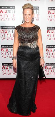 Sybil Mulcahy pictured at The Peter Mark Vip Style Awards 2014 at The Marker Hotel Dublin Picture:Brian McEvoy No Repro fee for one use