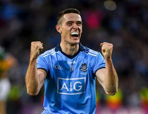 Brian Fenton is on the fence about a championship behind closed doors. Photo by Ray McManus/Sportsfile