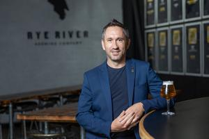 Rye River founder and MD, Tom Cronin