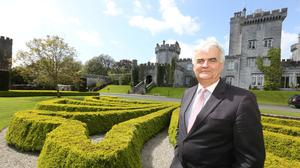 Mark Nolan, the general manager of Dromoland Castle. Photo: Brian Arthur/Press 22