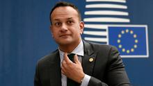 Fast-forward four years and Taoiseach Leo Varadkar is facing an almost identical decision to his predecessor. Photo: AP