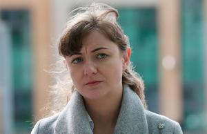 Marta Herda is serving a life sentence after being convicted of murdering Hungarian national Casha Orsos. Photo: Collins Courts