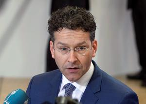 Earlier Eurogroup President Jeroen Dijsselbloem had also struck a pessimistic note