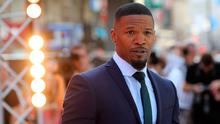"Jamie Foxx attends the European Premiere of Sony Pictures ""Baby Driver"" on June 21, 2017 in London, England.  (Photo by Tim P. Whitby/Getty Images for Sony Pictures )"