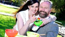 First time parents Daithi and Rita today launched Toddlebox, an exciting new toddler nutrition initiative with the help of expert dietitian Sarah Keogh