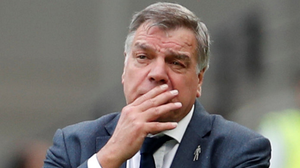 Sam Allardyce. Photo: Reuters