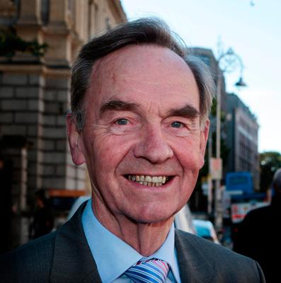 Former education minister Michael Woods