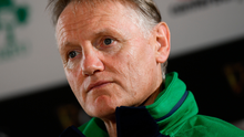 For Joe Schmidt defence is sure to be the best form of attack in Japan. Photo: Sportsfile