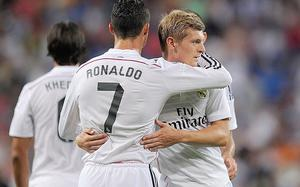 8) Real Madrid 25  Star quality: 10 History: 10 Romance: 5  The Undecima. Doesn't really have the same ring, does it? And the fact remains that there is little left for this squad to prove, beyond reaffirming the fact that yes, buying the world's best players will eventually win you the Champions League. Last year's win was a defining moment in so many careers – Gareth Bale, Cristiano Ronaldo, Carlo Ancelotti, Florentino Perez. A repeat triumph, you suspect, would be of interest to them alone.