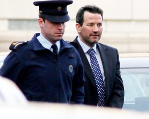 Graham Dwyer of Kerrymount Close, Foxrock, Dublin 18, who was   found     guilty of the murder of? childcare worker Elaine O'Hara , (37 yrs.) , whose remains were? found in the Dublin mountains on August 22, 2012.                                                                                                                                                                                                                                                    PIC: COURTPIX