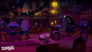 Tearaway Unfolded is all sorts of pretty