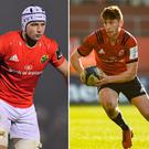 Munster young guns Fineen Wycherley, Ben Healy and Craig Casey