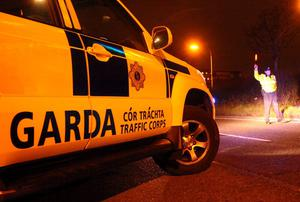 Garda Killian Leydon told Dublin District Court the incident happened at 4.30pm on July 7 last year