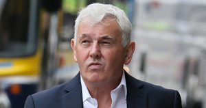 ACQUITTED: The trial of John Gilligan heard testimony               from two State witnesses, Charles Bowden and Russell               Warren. Photo: Collins Courts