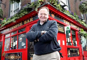 The Temple Bar's Tom Cleary says publicans want to know what plan is in place for the industry when lockdown is lifted