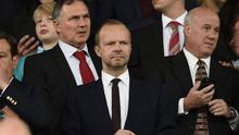 Manchester United's executive vice-chairman Ed Woodward oversaw a 32% increase in 2017. Getty