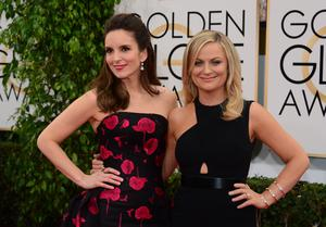 Tina Fey (L) and Amy Poehler - Of course we had to put them together, but either way both of these ladies were going to feature on our list. They're leading the way for women in comedy and breaking down gender barriers every day.