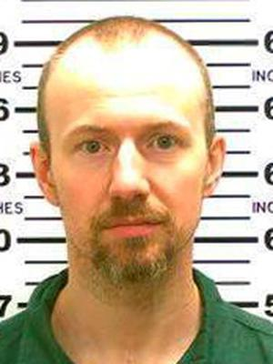 This May 21, 2015 photo released by the New York State Police shows David Sweat
