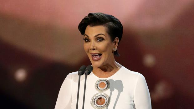 Kris Jenner has revealed her regrets over her failed marriage to Robert Kardashian (Yui Mok/PA)