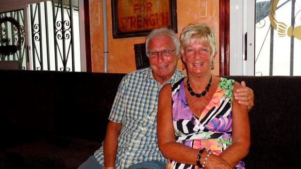 Denis and Elaine Thwaites, aged 70 and 69, died following the terrorist attack in Tunisia