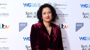 Samira Ahmed was named audio broadcaster of the year (Ian West/PA)