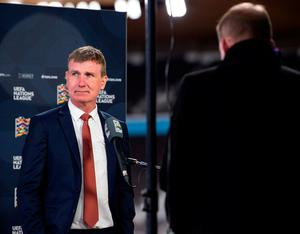 Facing England for Stephen Kenny could be a help or a demoralising action