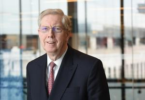 Sir David Clementi wants greater transparency (Jeff Overs/BBC)