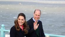 The Duke and Duchess of Cambridge are to visit Ireland from March 3-5 (Steve Parsons/PA)