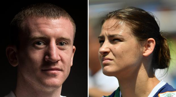 Paddy Barnes and Katie Taylor will try to take the pro ranks by storm